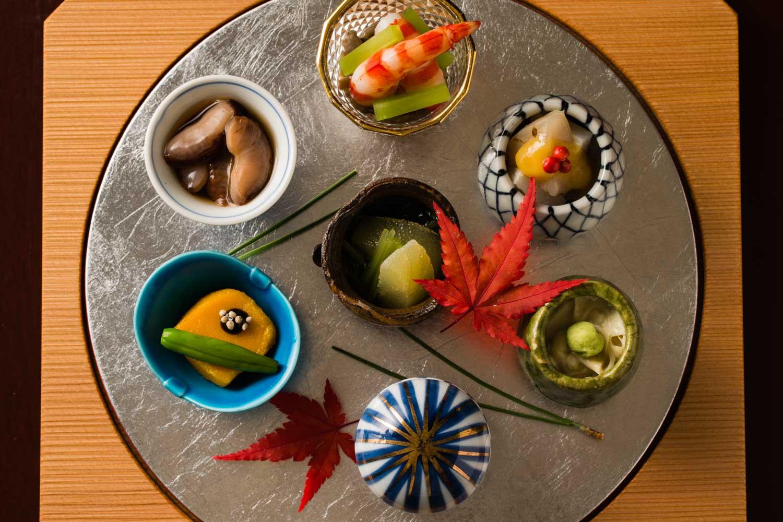 Shunsaiten Tsuchiya cuisine #1