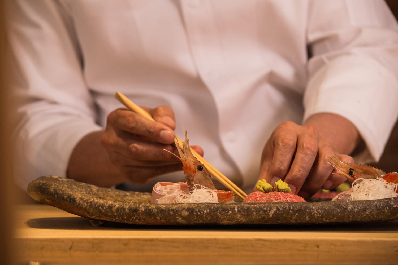 Gion Sasaki cuisine #1