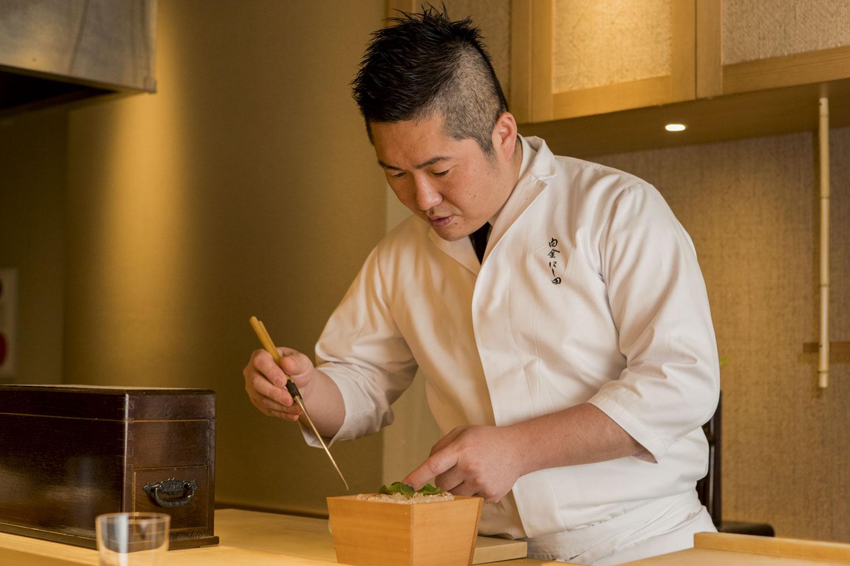 Shirogane Nishida cuisine #1