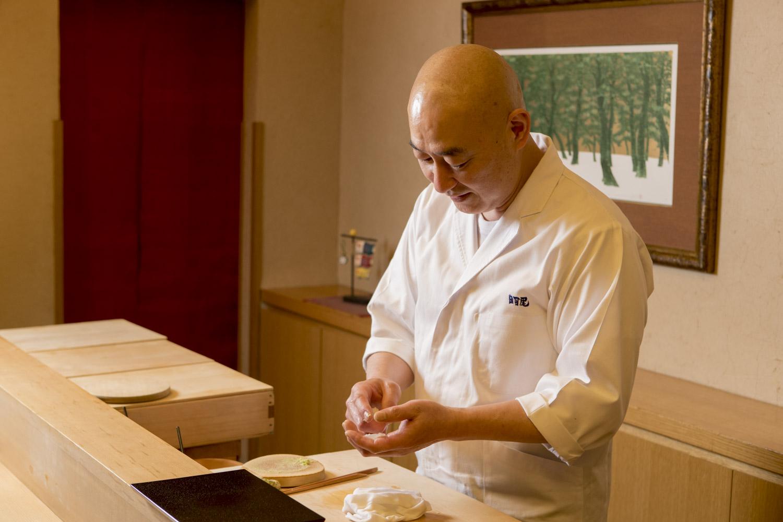 Sushi Takao cuisine #0