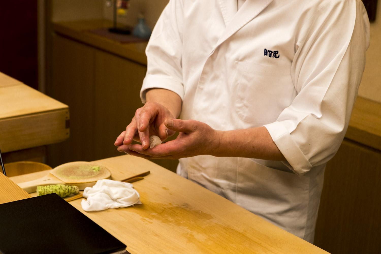 Sushi Takao cuisine #1