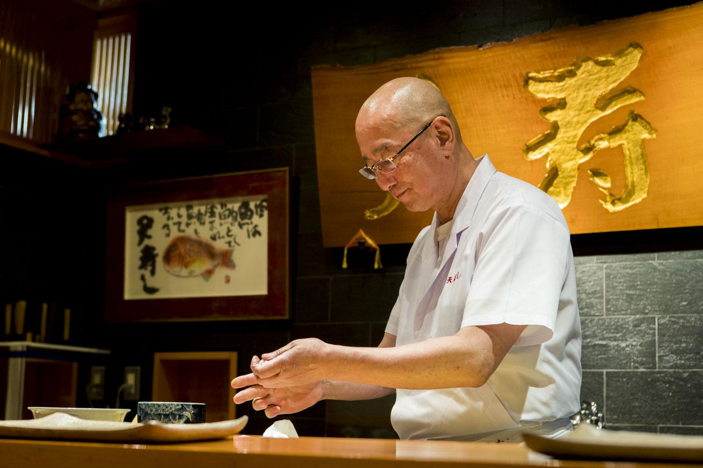 Tenzushi Kyomachi cuisine #0