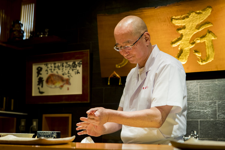 Tenzushi Kyomachi cuisine #1