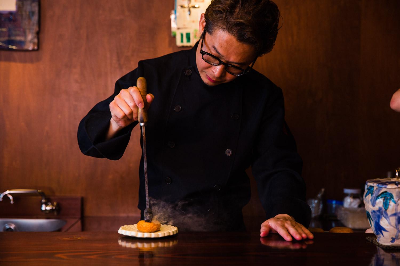 Noguchi Taro cuisine #1