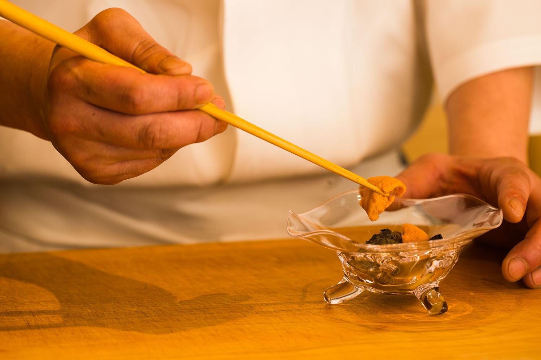 Gion Sushi Tadayasu cuisine #1