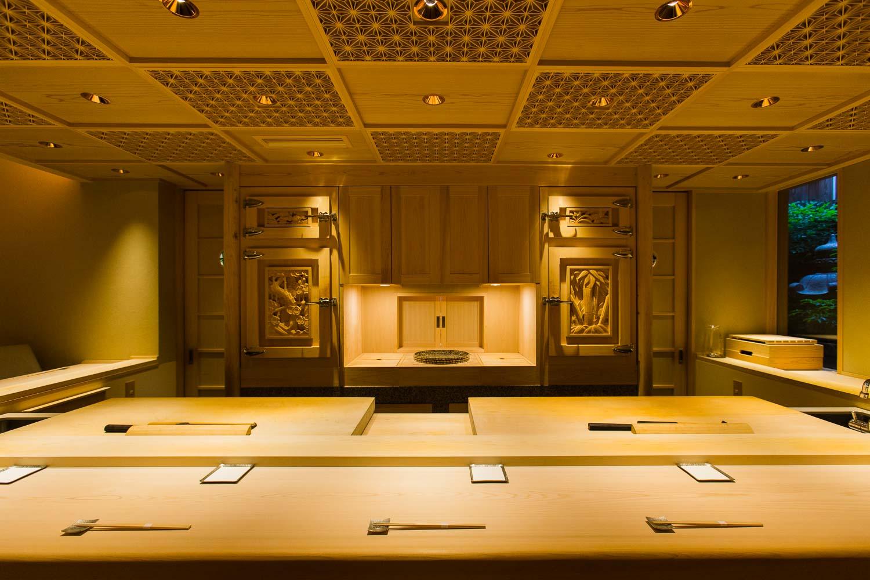 Gion Sushi Tadayasu main image