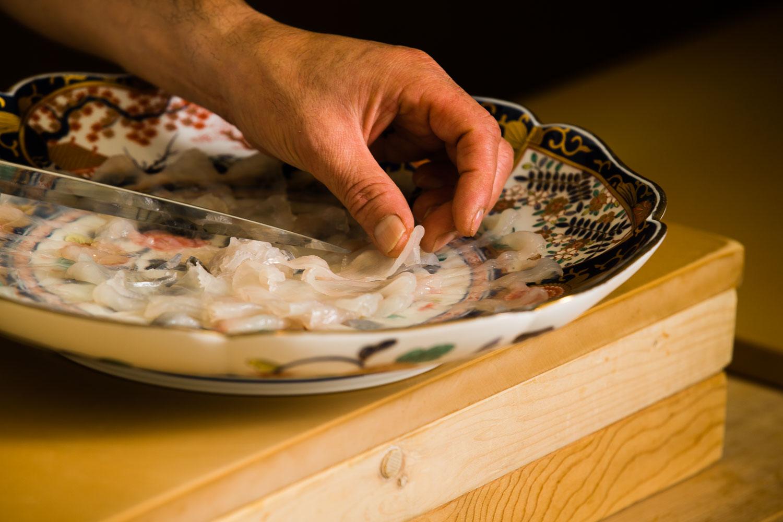 Yamadaya Nishiazabu cuisine #1