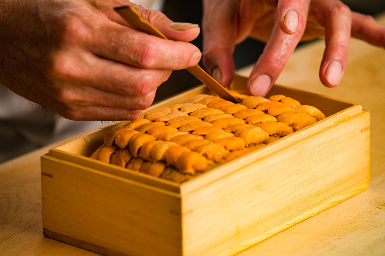 Sushi Kuwano cuisine #1