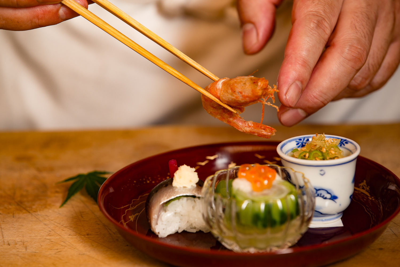 Gensai cuisine #1