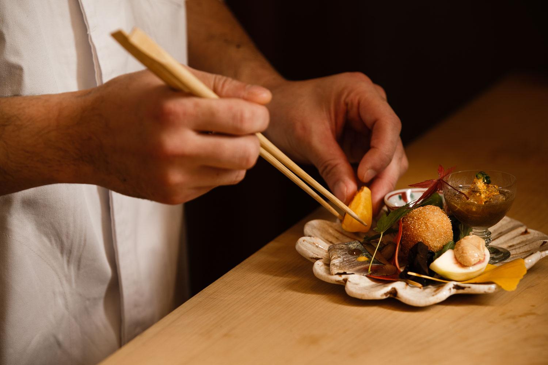 Oryori Tsuji cuisine #1