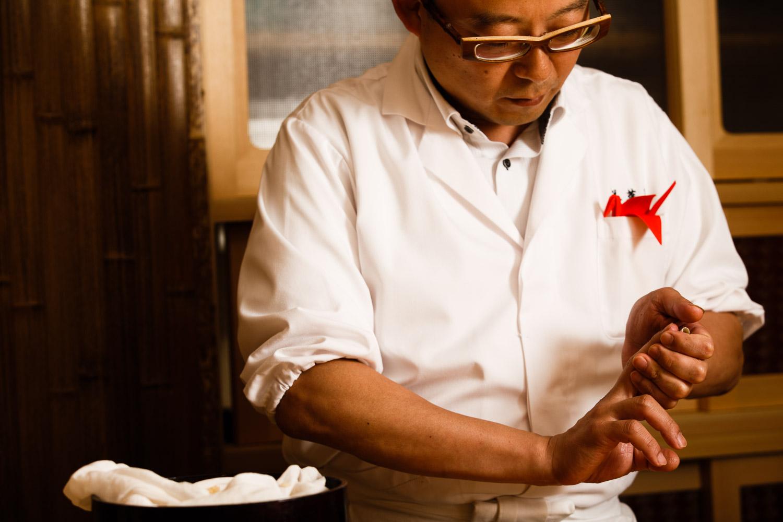 Sushi Minazuki cuisine #0