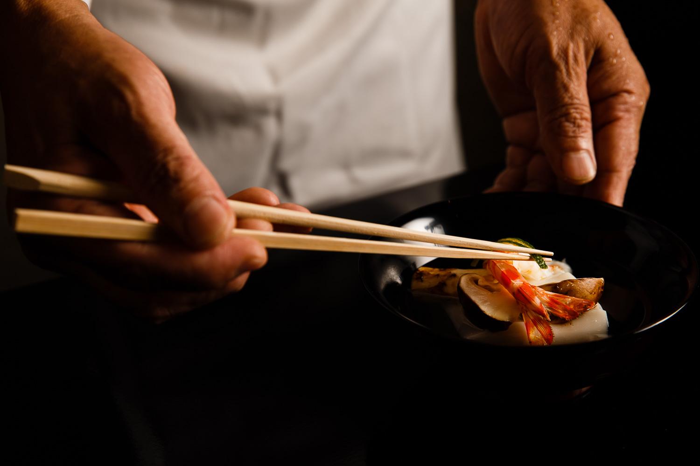 Kyokaiseki Hachisen cuisine #1