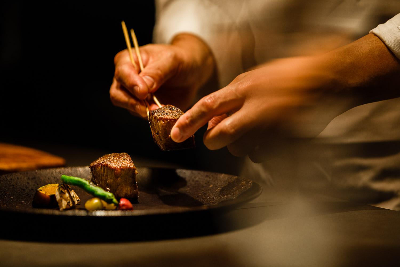 Ginza KOKORO cuisine #1