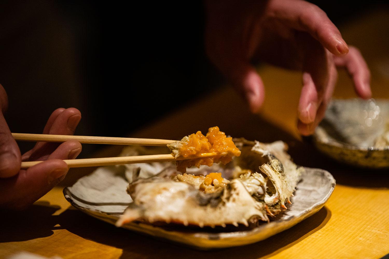 Sushidokoro Amano cuisine #1