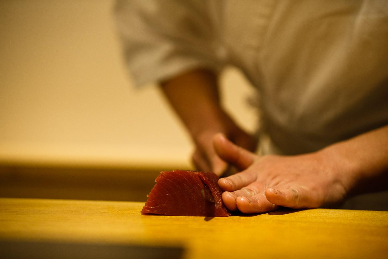 Sushi Hijikata cuisine #0