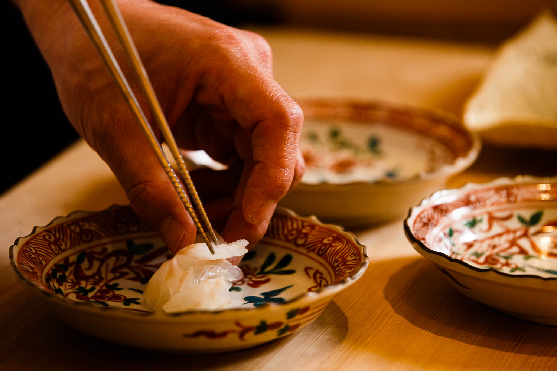 Ginza Fujiyama cuisine #1