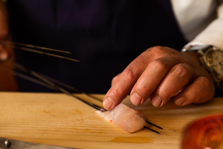 Sushiyoshi cuisine #0