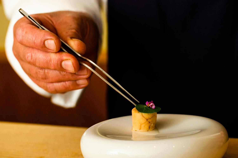 Sushiyoshi cuisine #1