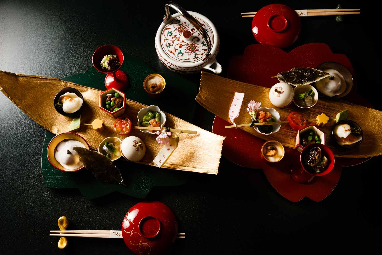Kenninji Gion Maruyama cuisine #1