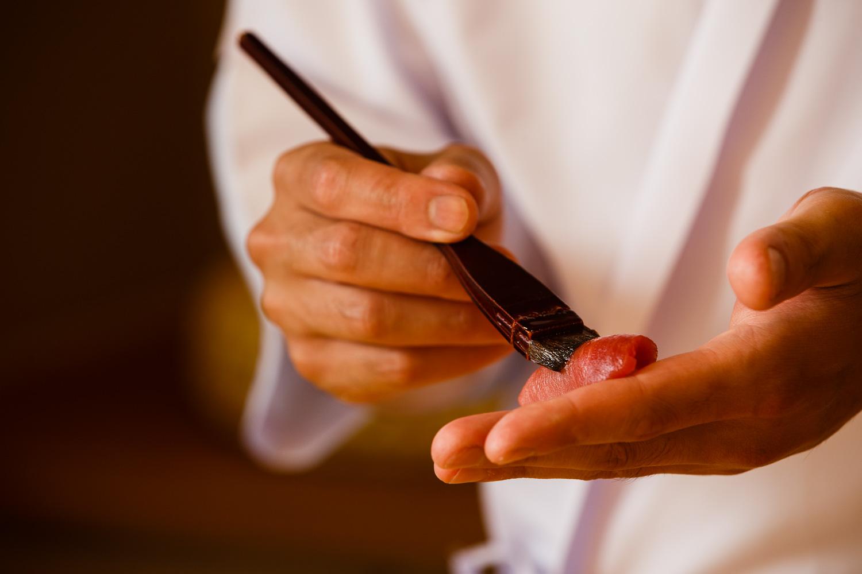 Sushi Ebisu Endo cuisine #1