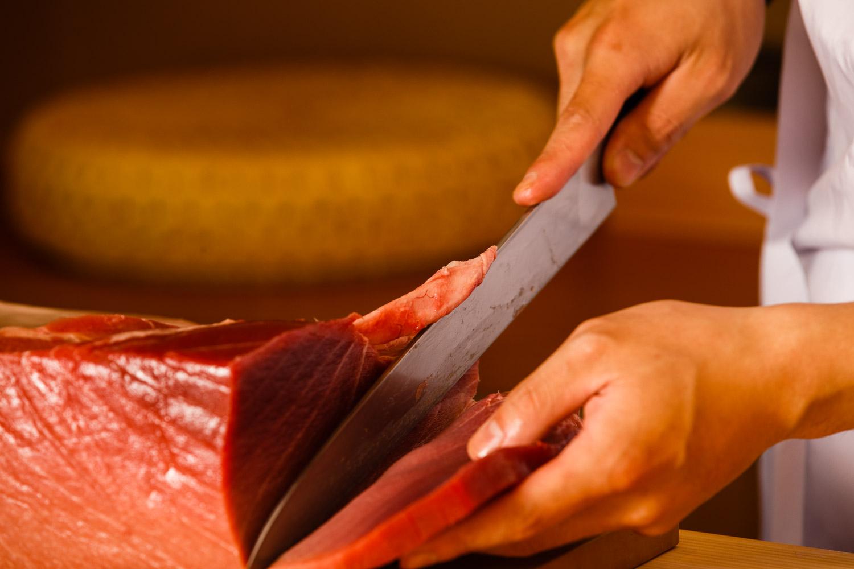 Sushi Ebisu Endo item #1