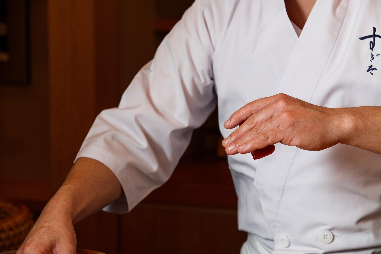 Sushi Sugita cuisine #0