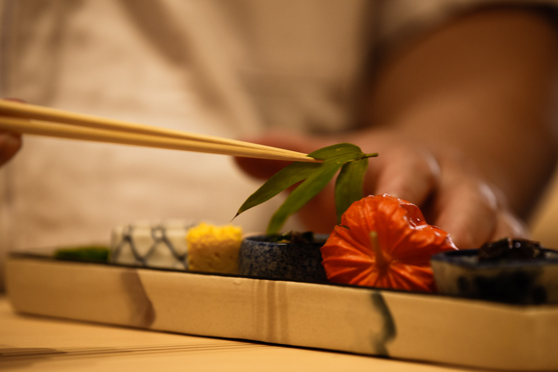 Kaiseki Komuro cuisine #0