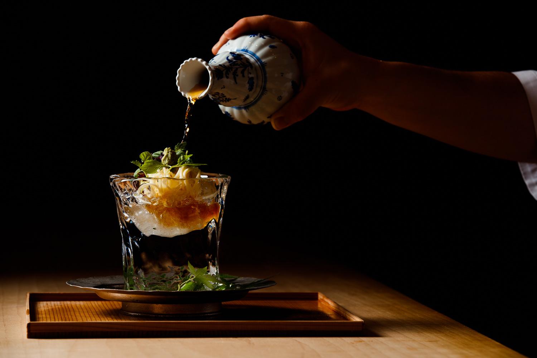 Rakushin cuisine #1