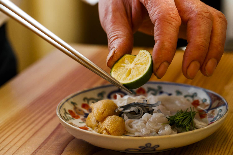 Tempura Miyashiro cuisine #1