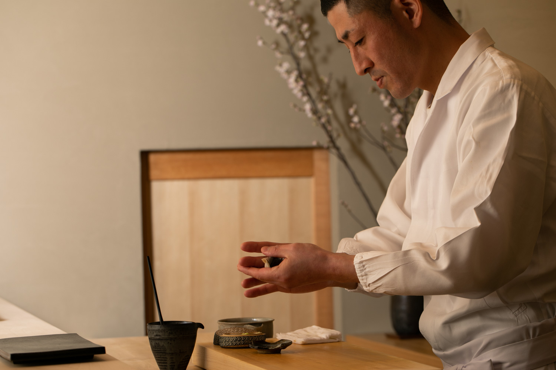 Sushi Gosuian cuisine #0