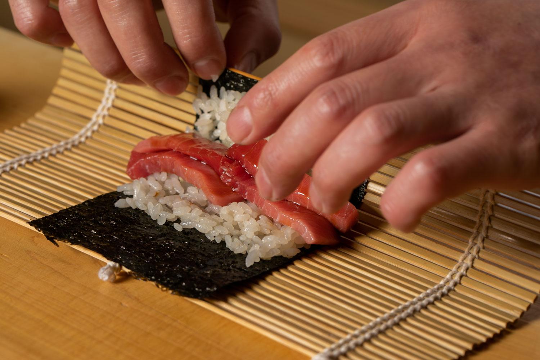 Sushi Gosuian cuisine #1