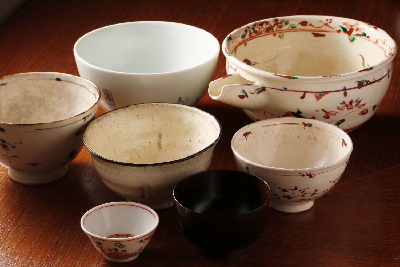 Tempura Motoyoshi cuisine #1