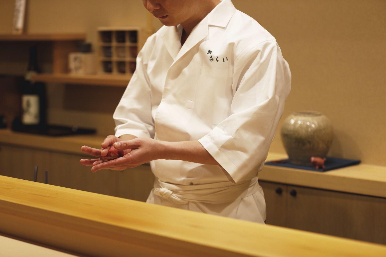 Sushi Arai cuisine #0