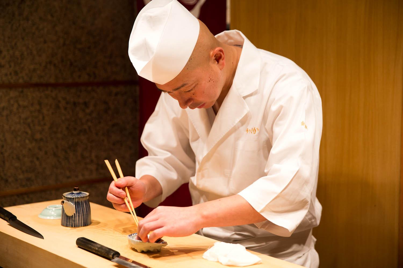 Ginza Sushi Kanesaka cuisine #0