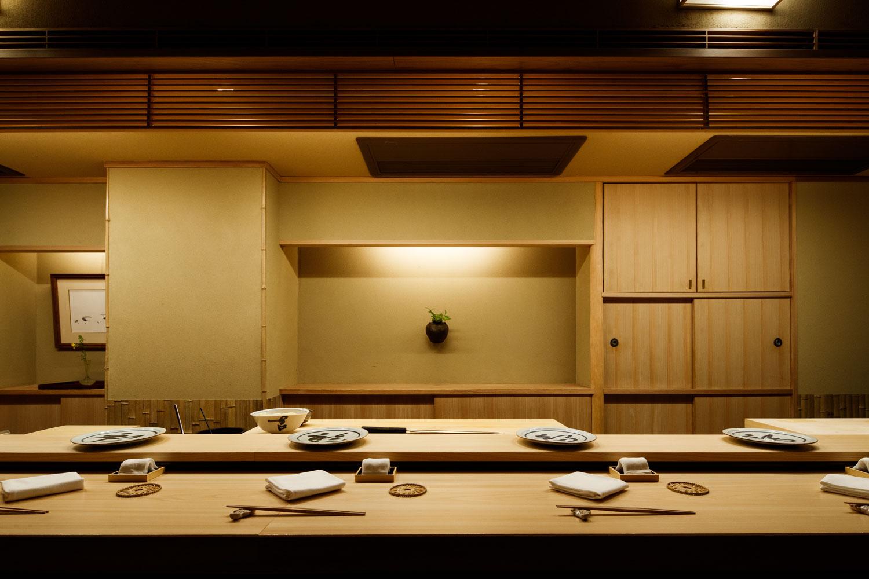 Sushi Kanesaka Palace Hotel main image