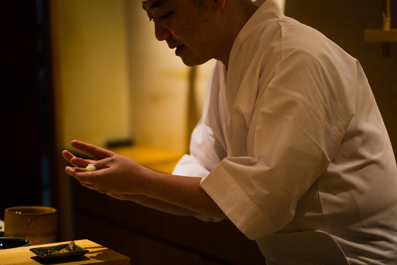 Takumi Shingo cuisine #1