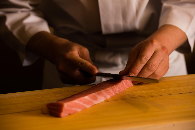 Sushi Miyakawa cuisine #1