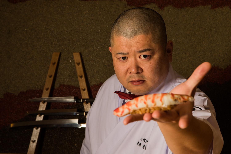 Teru Sushi cuisine #0