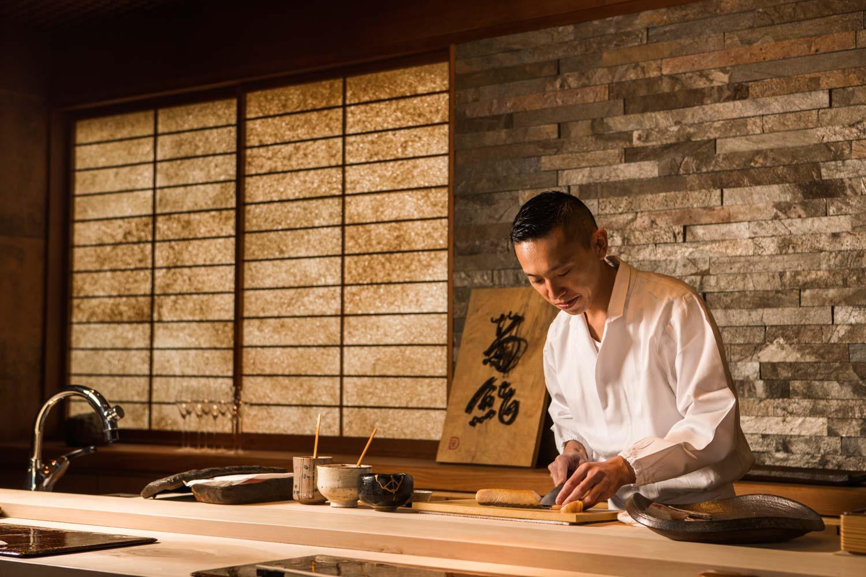 Kiku Sushi cuisine #1